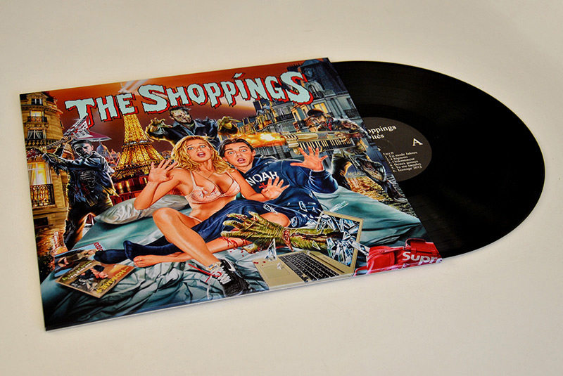 The Shoppings 'Vanités'